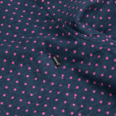 Stussy Dot Flannel L/S Shirt Navy