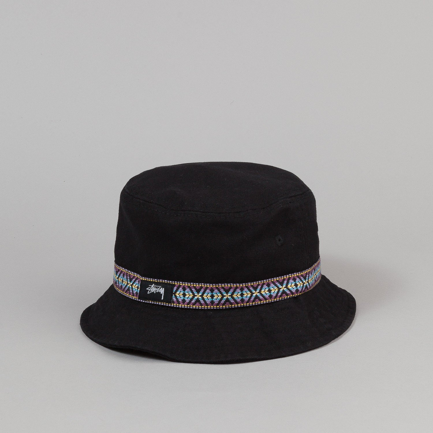 Stussy Folk Band Bucket Hat