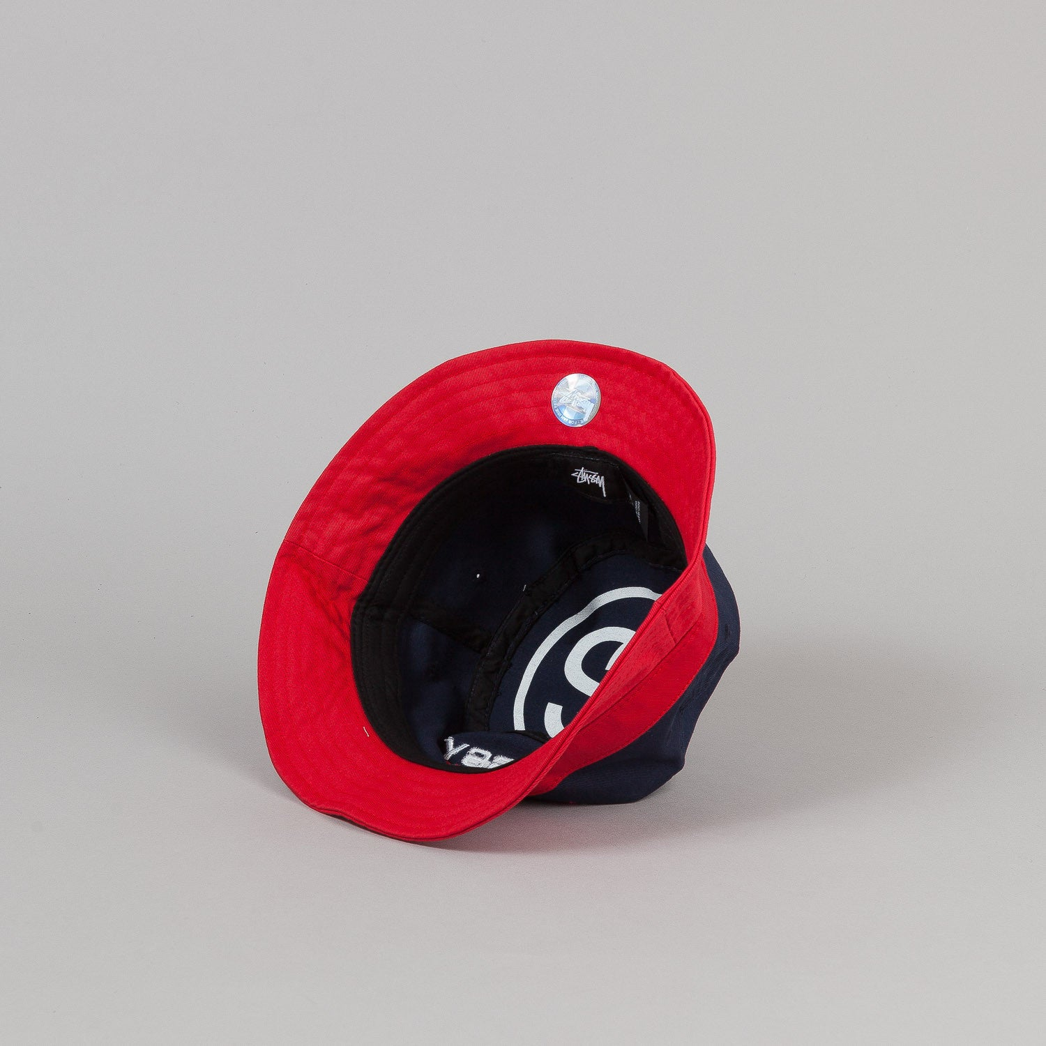 Stussy International Bucket Hat - Red