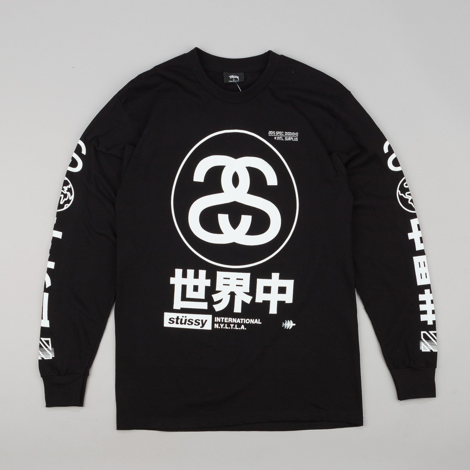 Stussy Japan International L/S T-Shirt