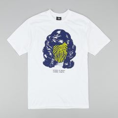 Stussy Kinetic T-Shirt - White