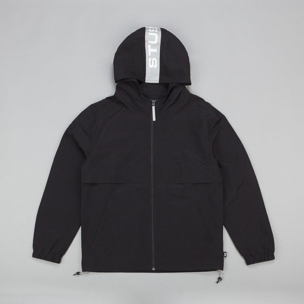 Stussy Light Nylon Full Zip Jacket
