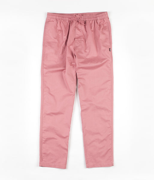 Stussy Light Twill Beach Pant - Pink