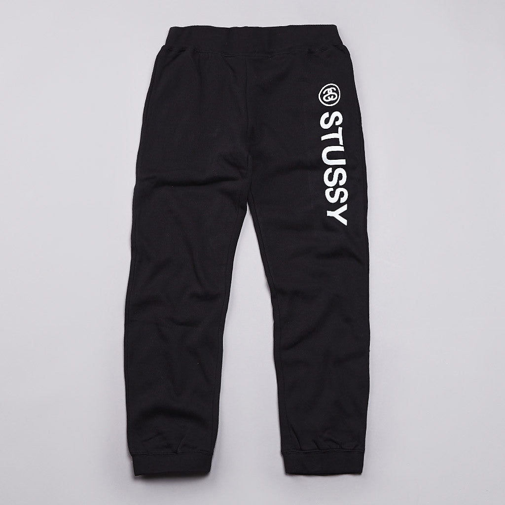 Stussy Link Sweatpants Black