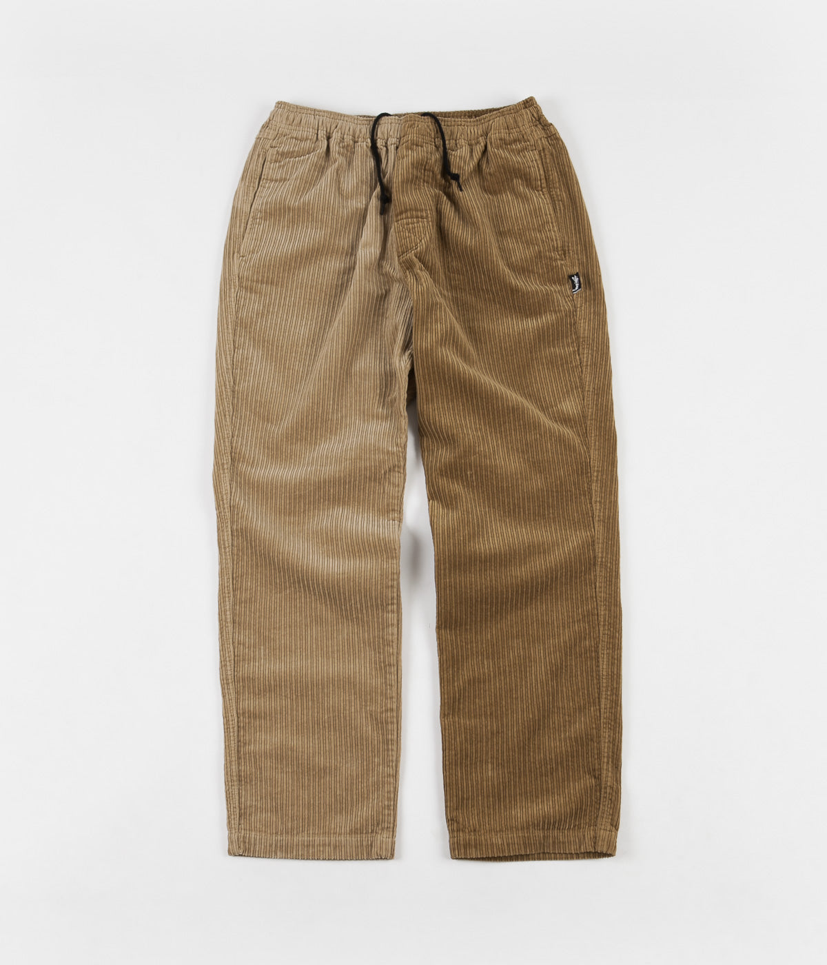 Stussy Mix Up Cord Beach Pants - Brown