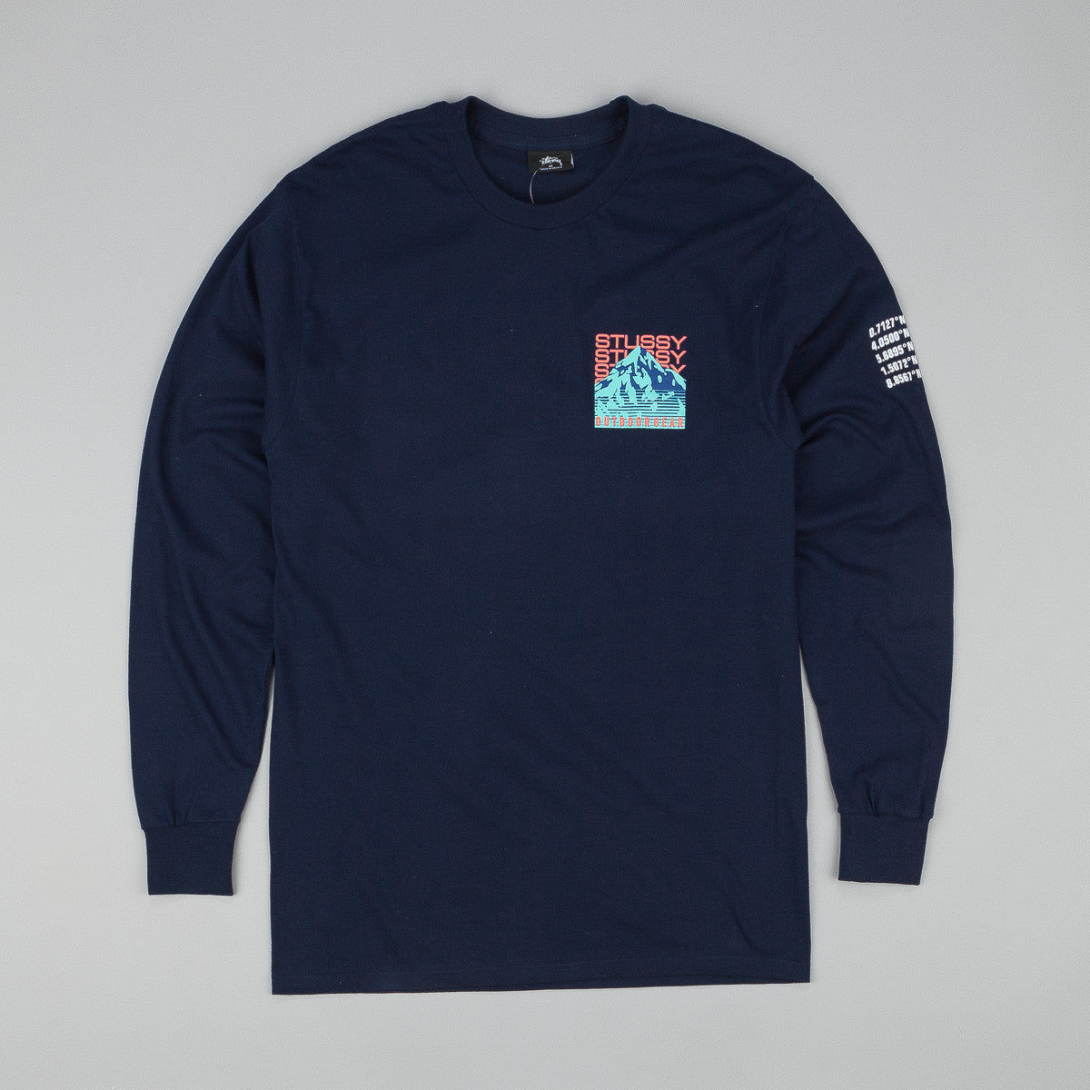 Stussy Outdoor Gear Long Sleeve T-Shirt