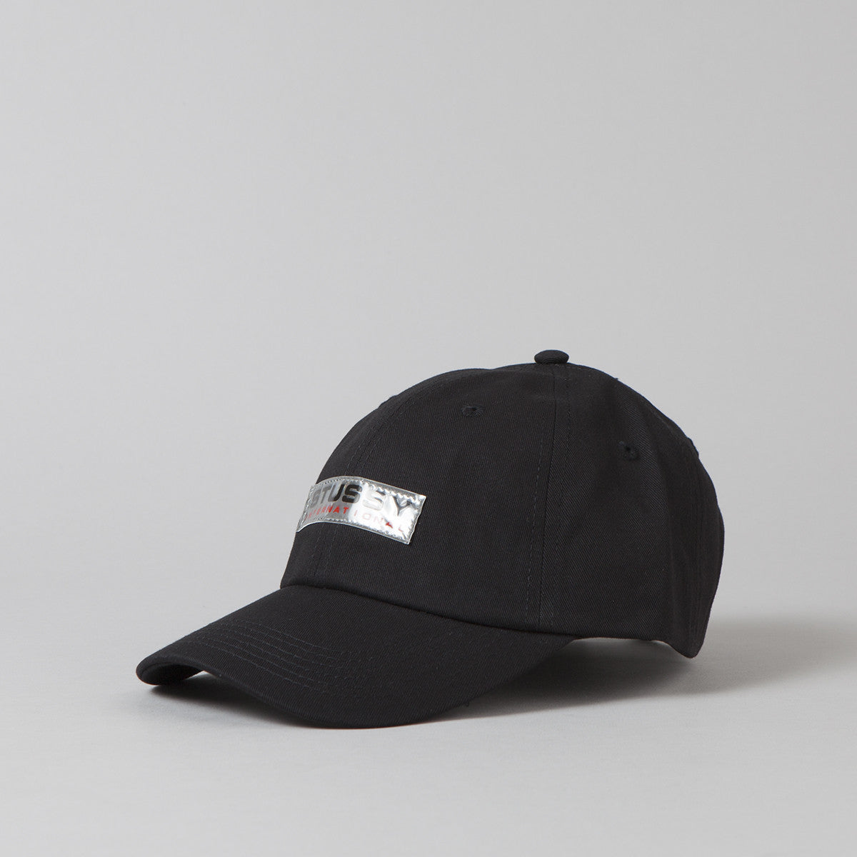 Stussy Clear Patch Cap