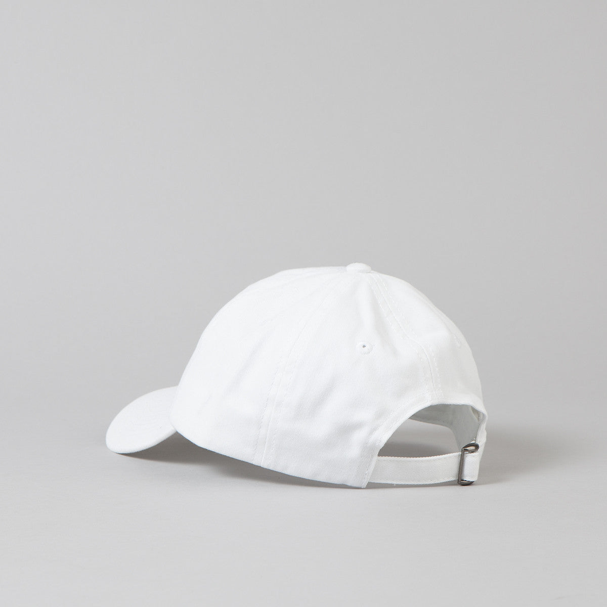 Stussy Clear Patch Cap - White