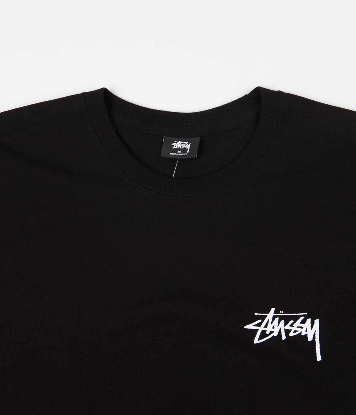 Stussy Say It Loud T-Shirt - Black