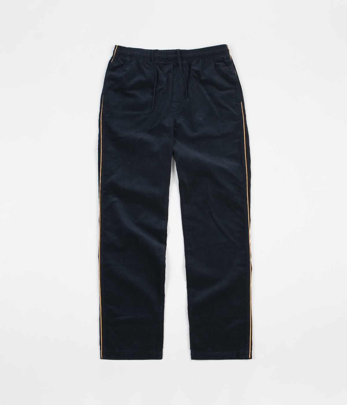 Stussy Side Piping Cord Trousers - Navy