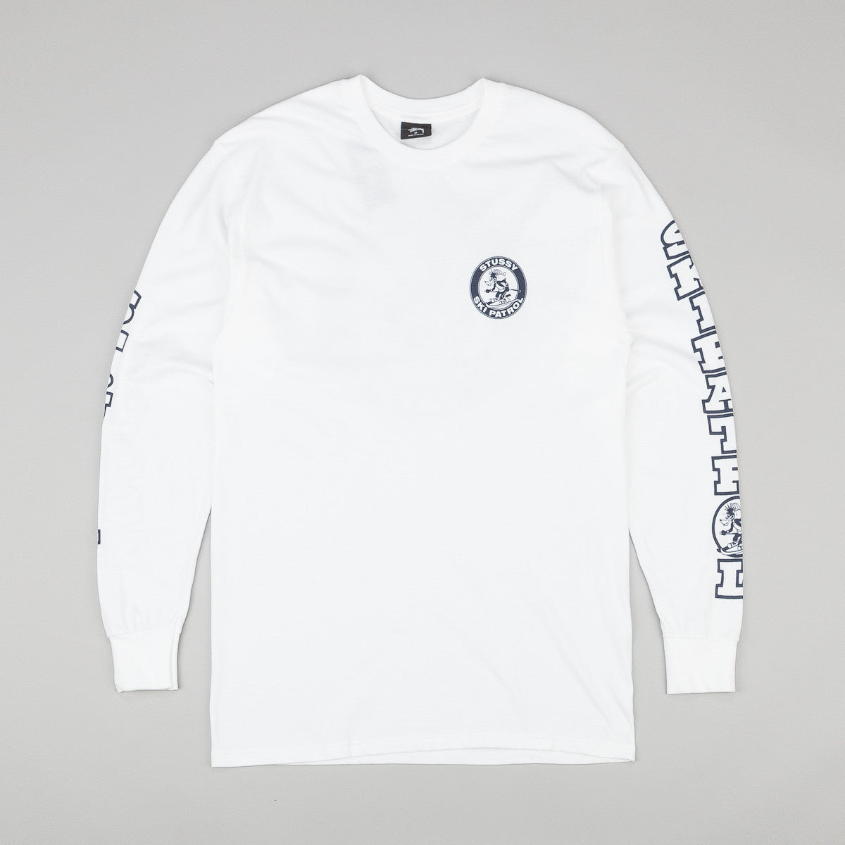 Stussy Ski Patrol Long Sleeve T-Shirt