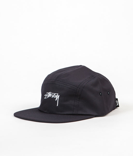 Stussy Smooth Stock Camp Cap - Navy
