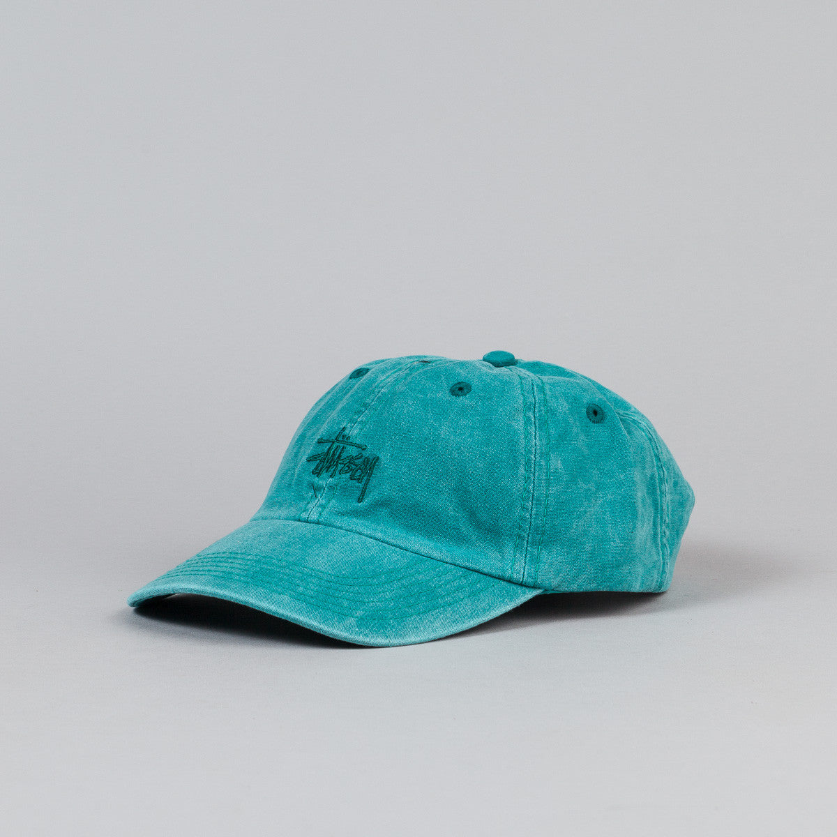 Stussy Smooth Stock Enzyme Wash Cap