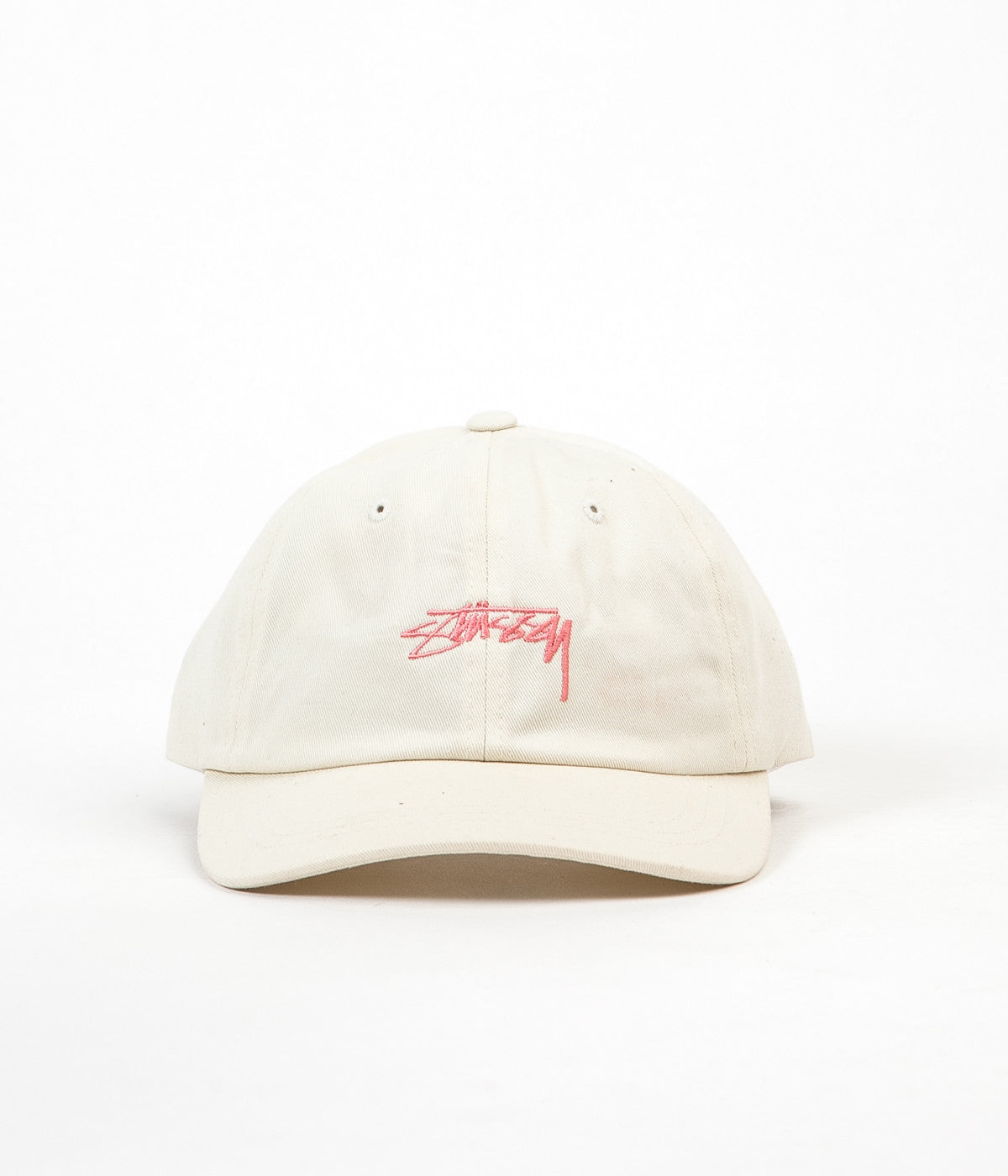 cd1b0d776a5 ... Stussy Smooth Stock Low Cap - Cream ...