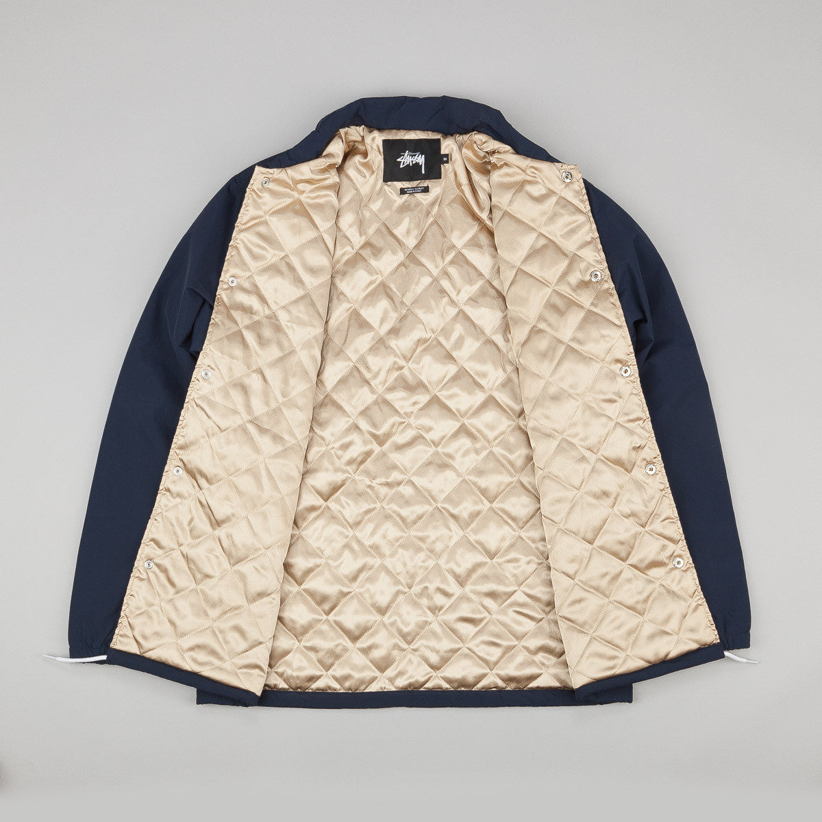 Stussy SS Link Coaches Jacket - Navy