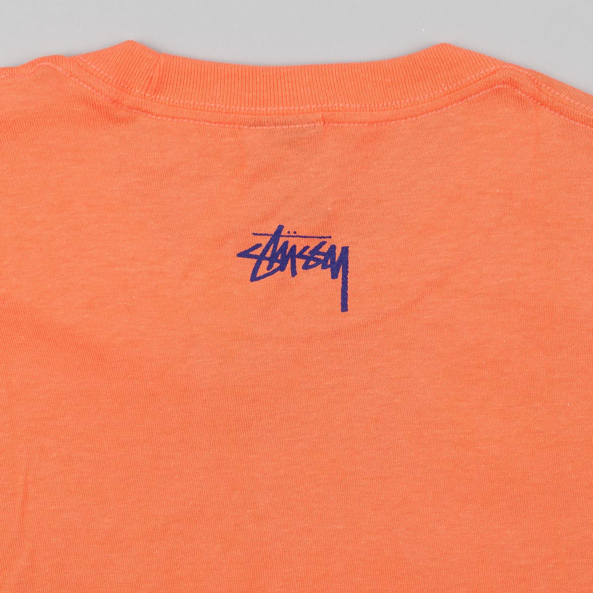 Stussy SS-Link Fade T-Shirt - Pale Red