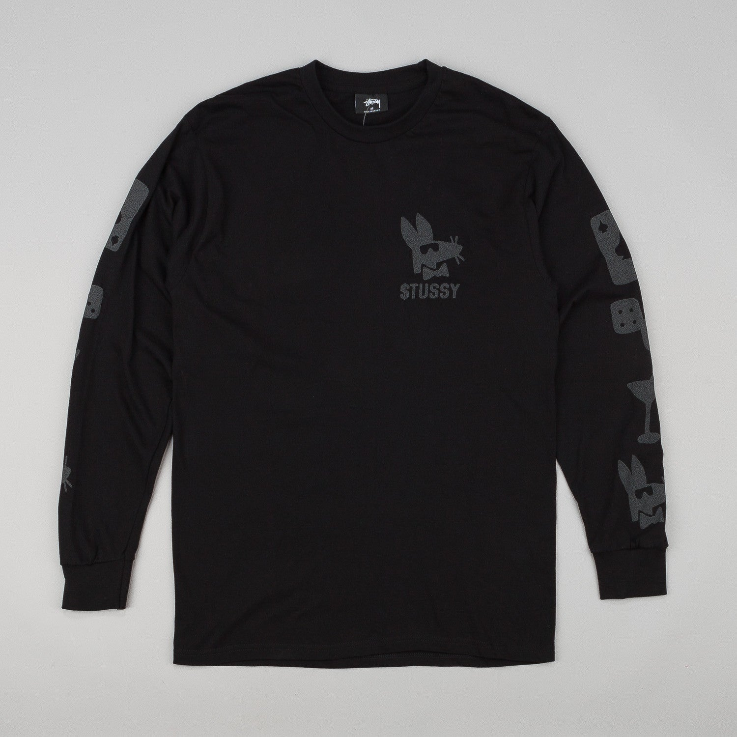 Stussy Stay Paid L/S T-Shirt