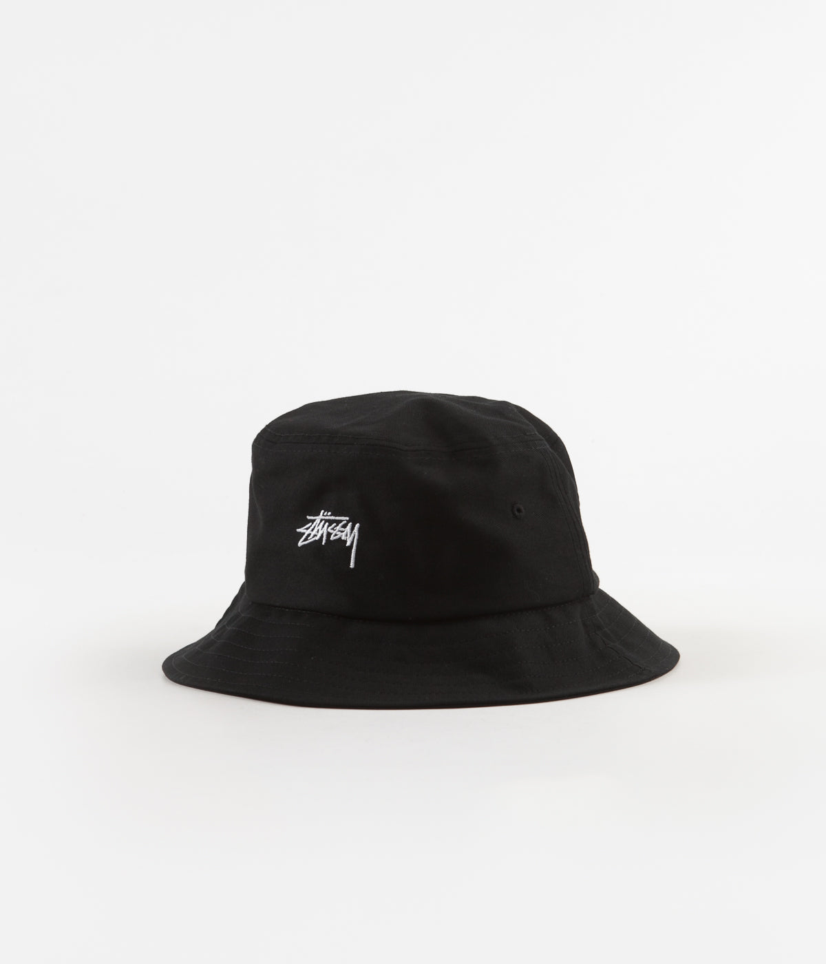 6acb56614dc Stussy Stock Bucket Hat - Black Stussy Stock Bucket Hat - Black ...