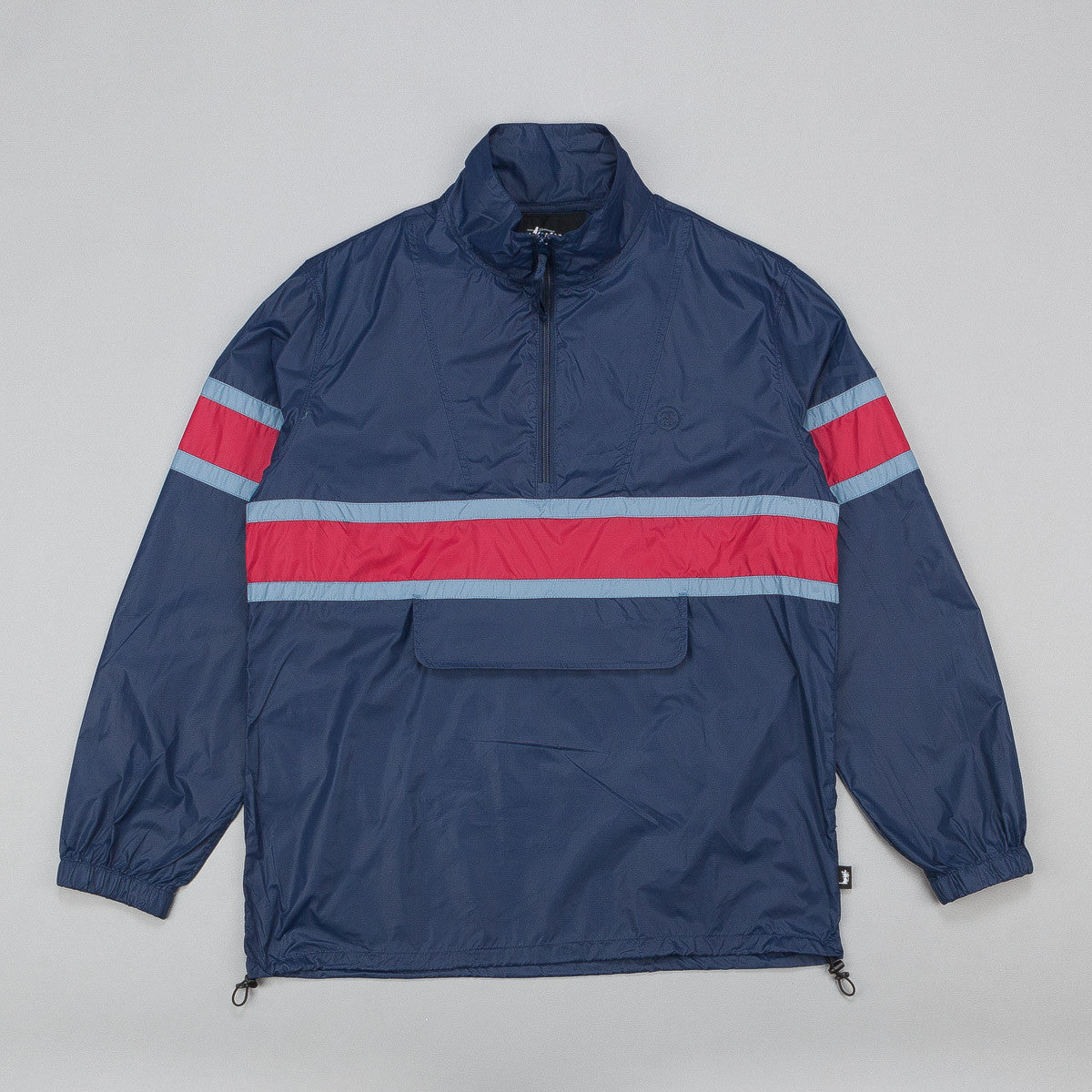 Stussy Strip Track Jacket