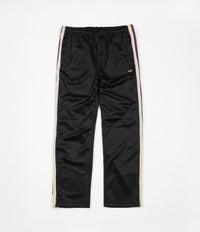 Stussy Textured Rib Sweatpants - Black