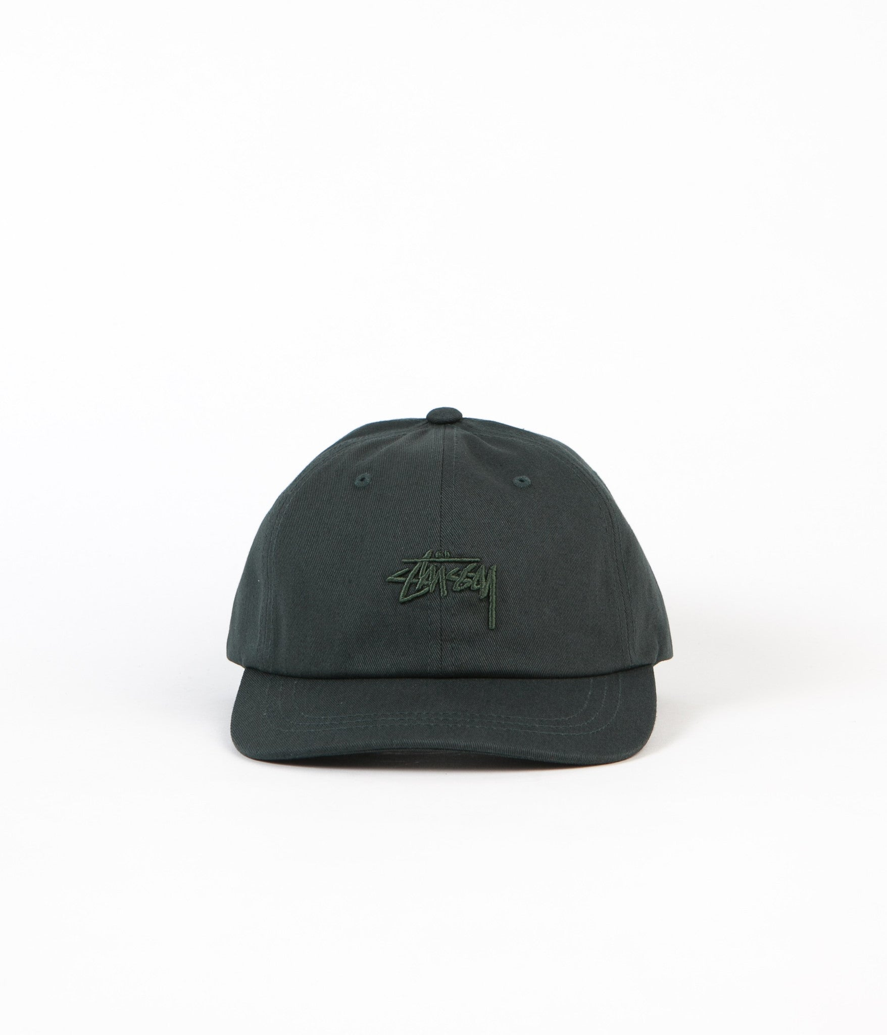 ... Stussy Tonal Stock Low Cap - Green ... 5129fb887c5