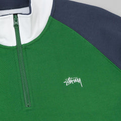 Stussy Track Top - Green