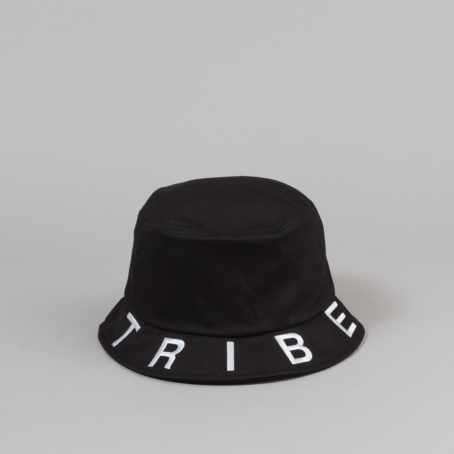 Stussy Tribe Brim Bucket Hat - Black
