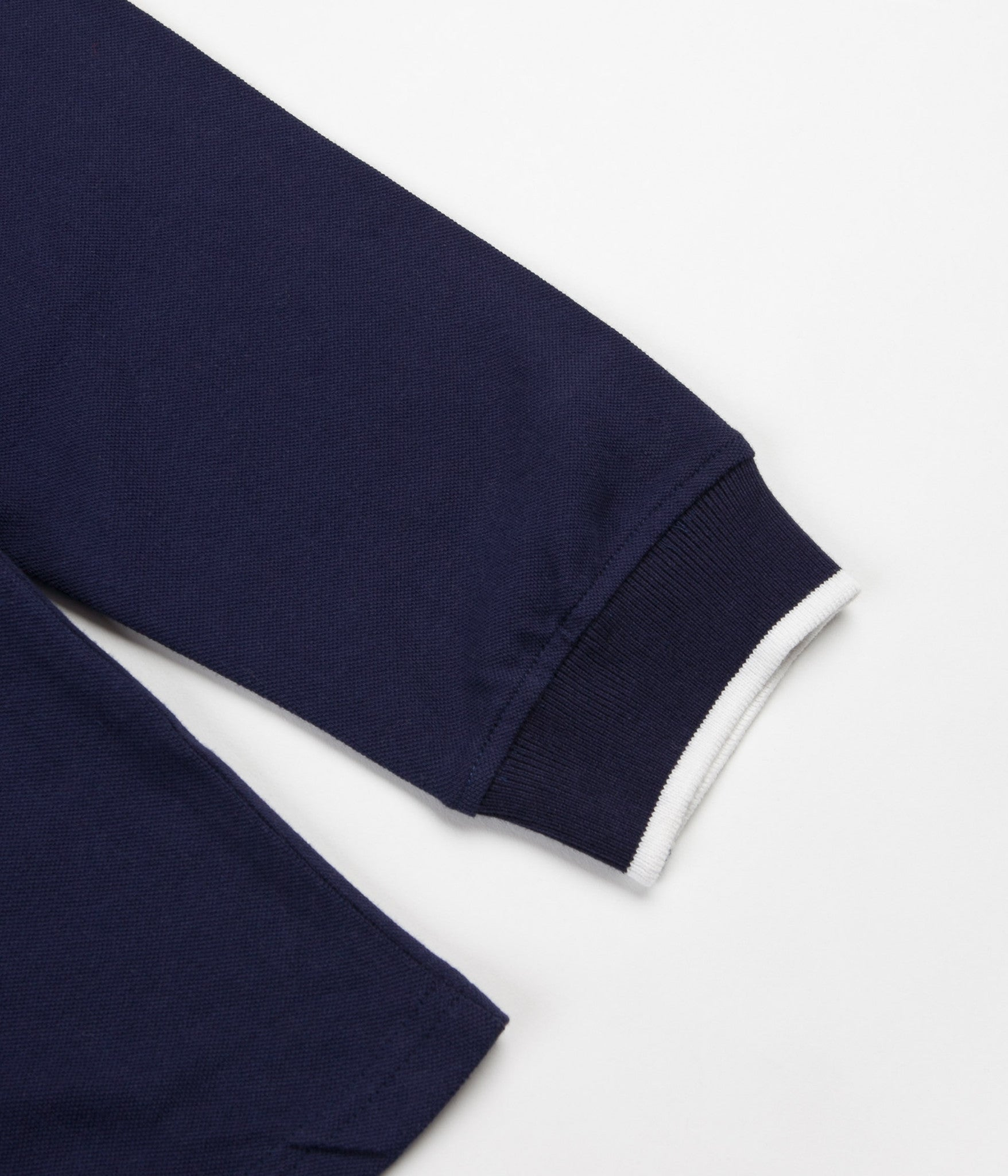 Stussy Wayfarer Long Sleeve T-Shirt - Navy