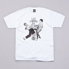 Stussy Wild Gathering T Shirt White