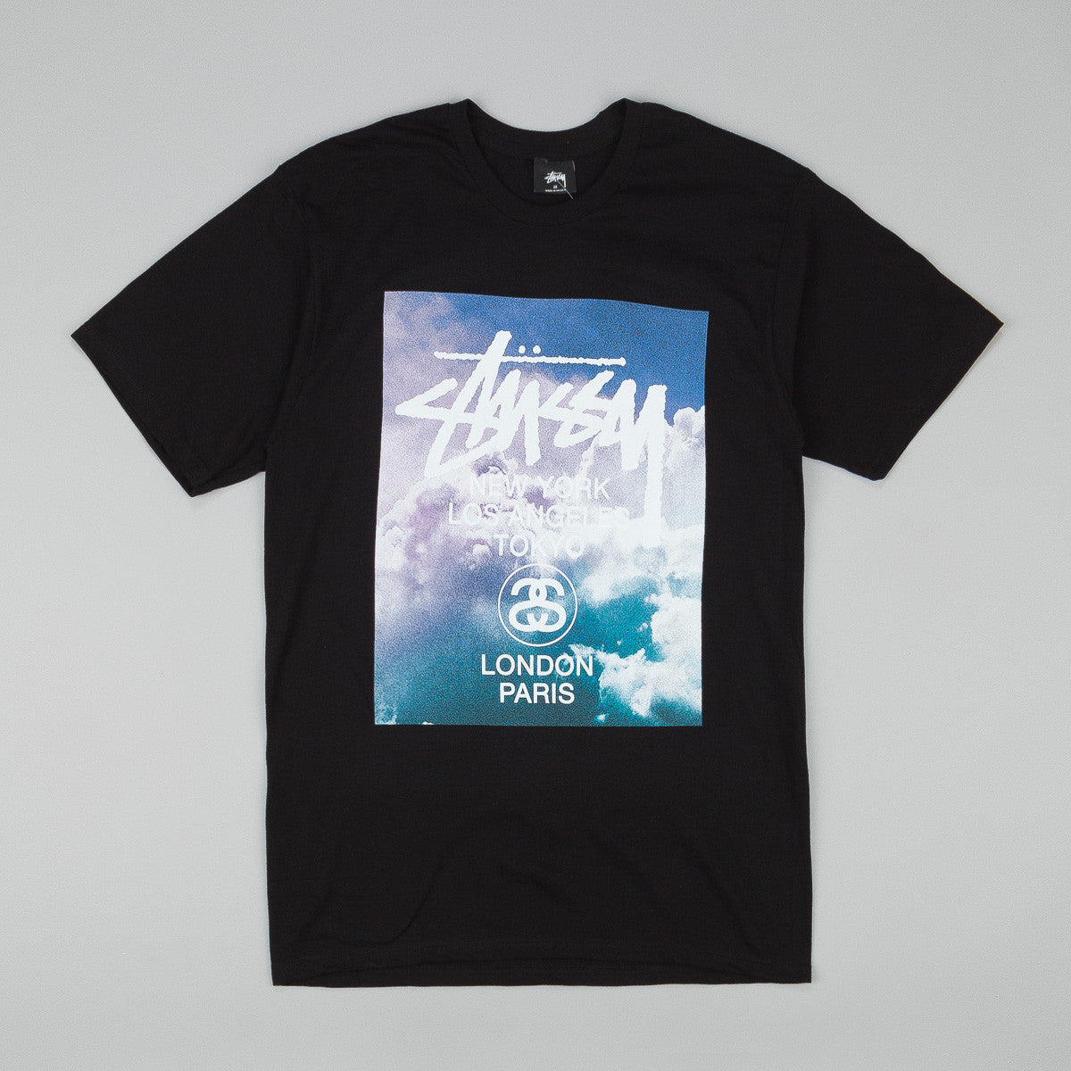 Stussy WT Clouds T-Shirt
