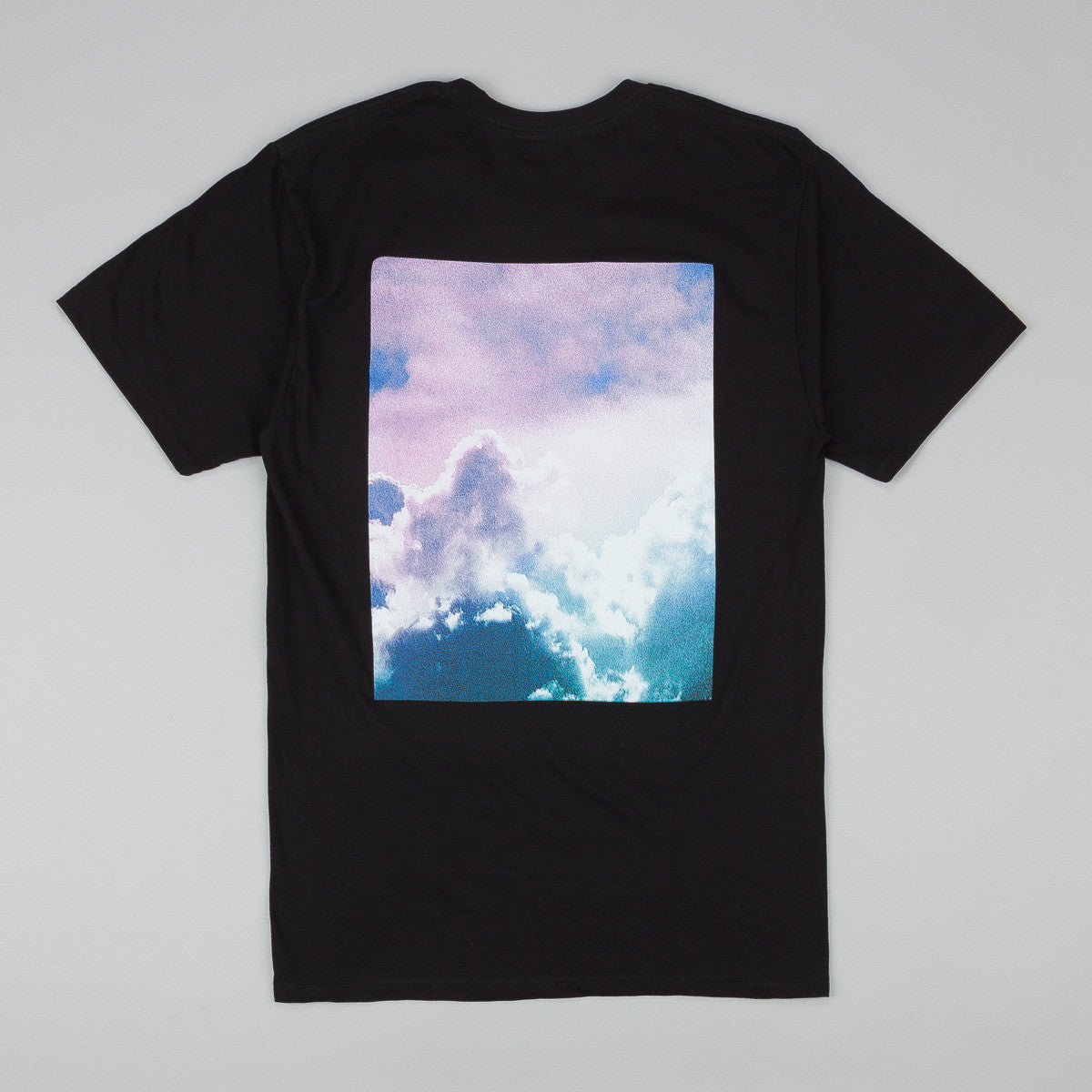 Stussy WT Clouds T-Shirt - Black