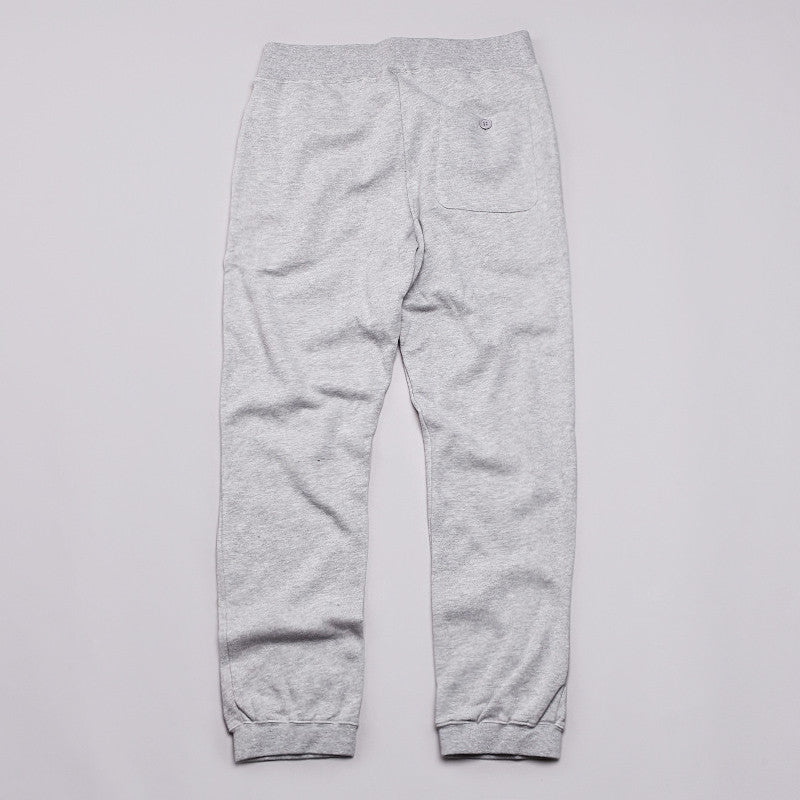 Stussy WT Sweatpants Heather Grey