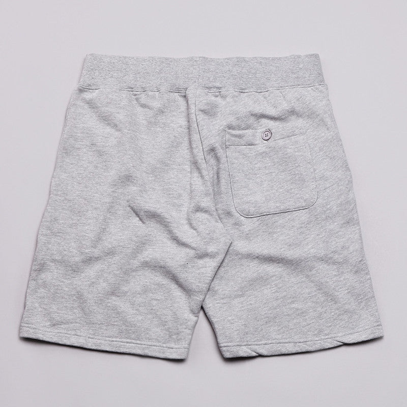 Stussy WT Sweatshort Heather Grey