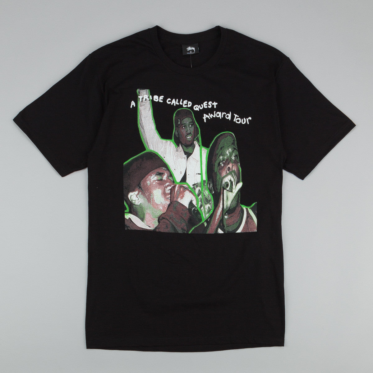Stussy x ATCQ Award Tour T-Shirt