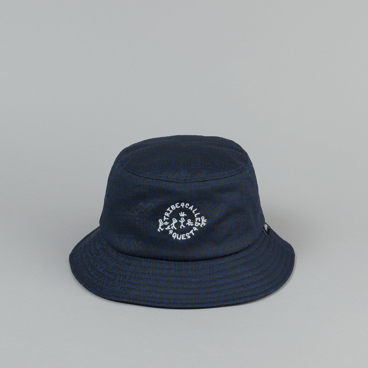 Stussy x ATCQ Bucket Hat Navy