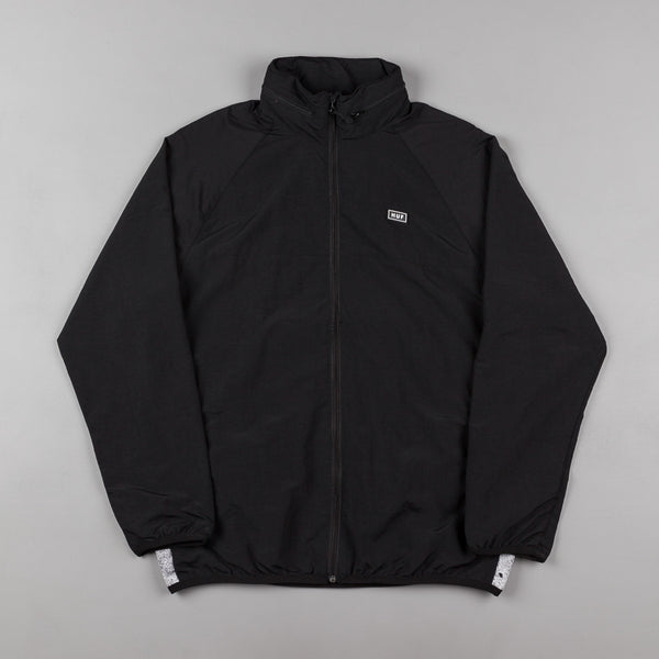 HUF Concrete Track Jacket - Black