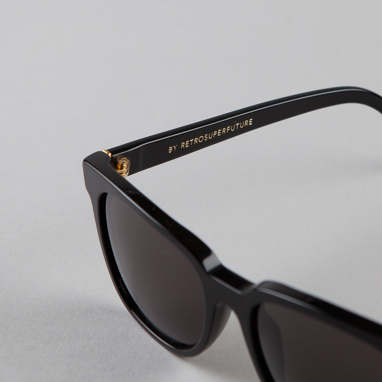 Super People Sunglasses Black