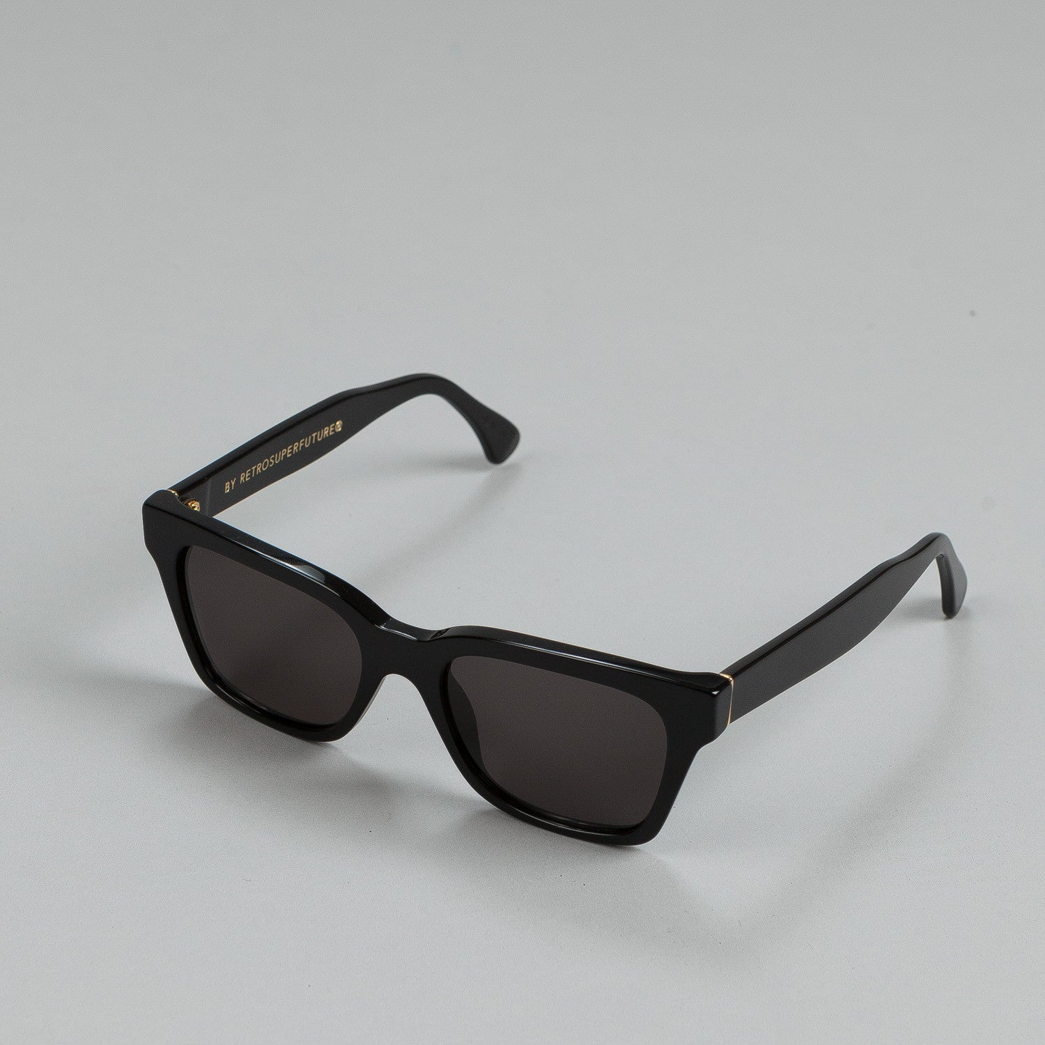Super Sunglasses America Black