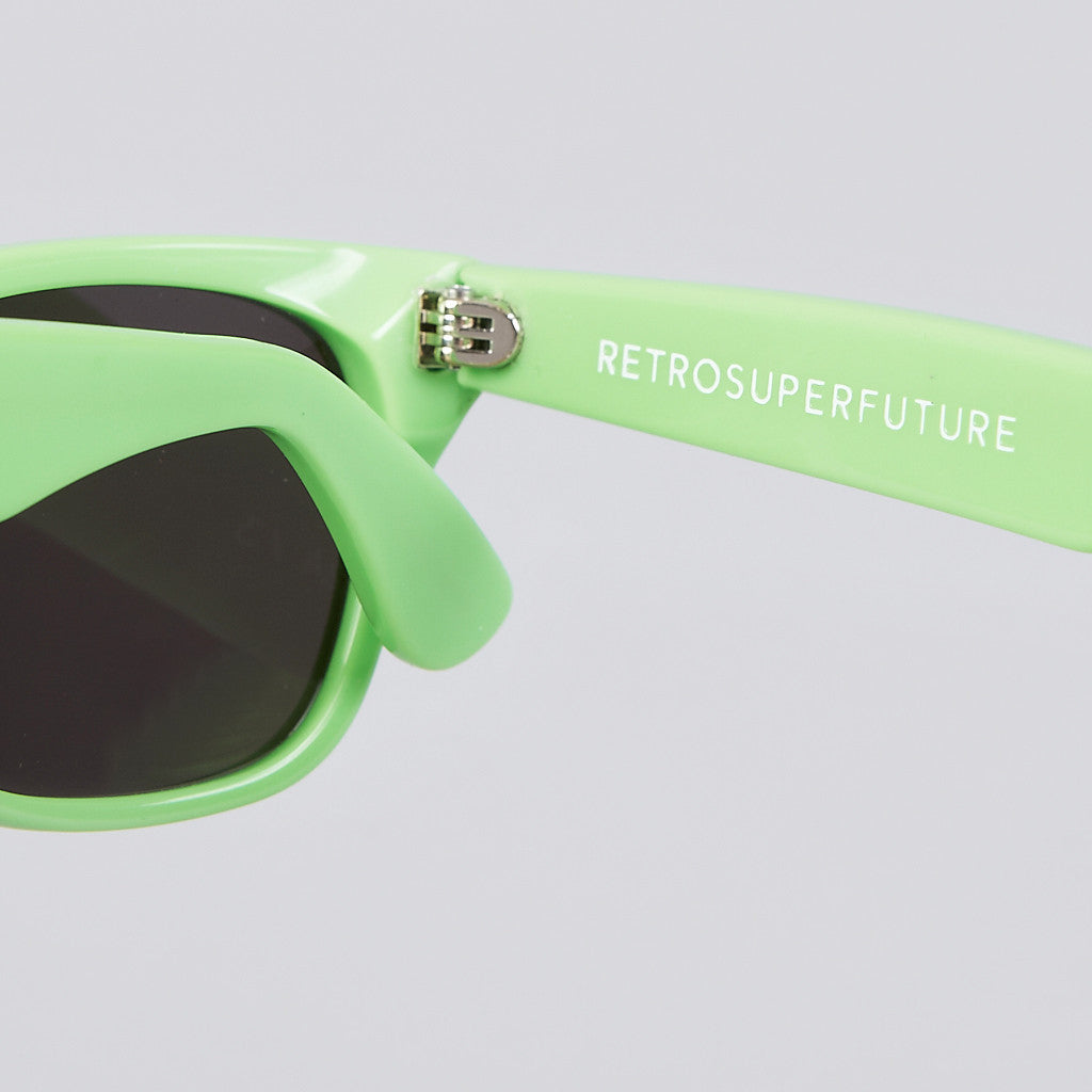 Super Basic (Kids) Fluo Green - K2