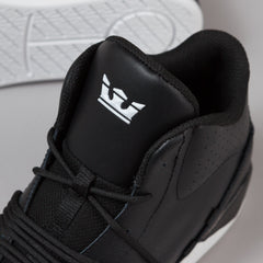 Supra Estaban Shoes - Black / White / White