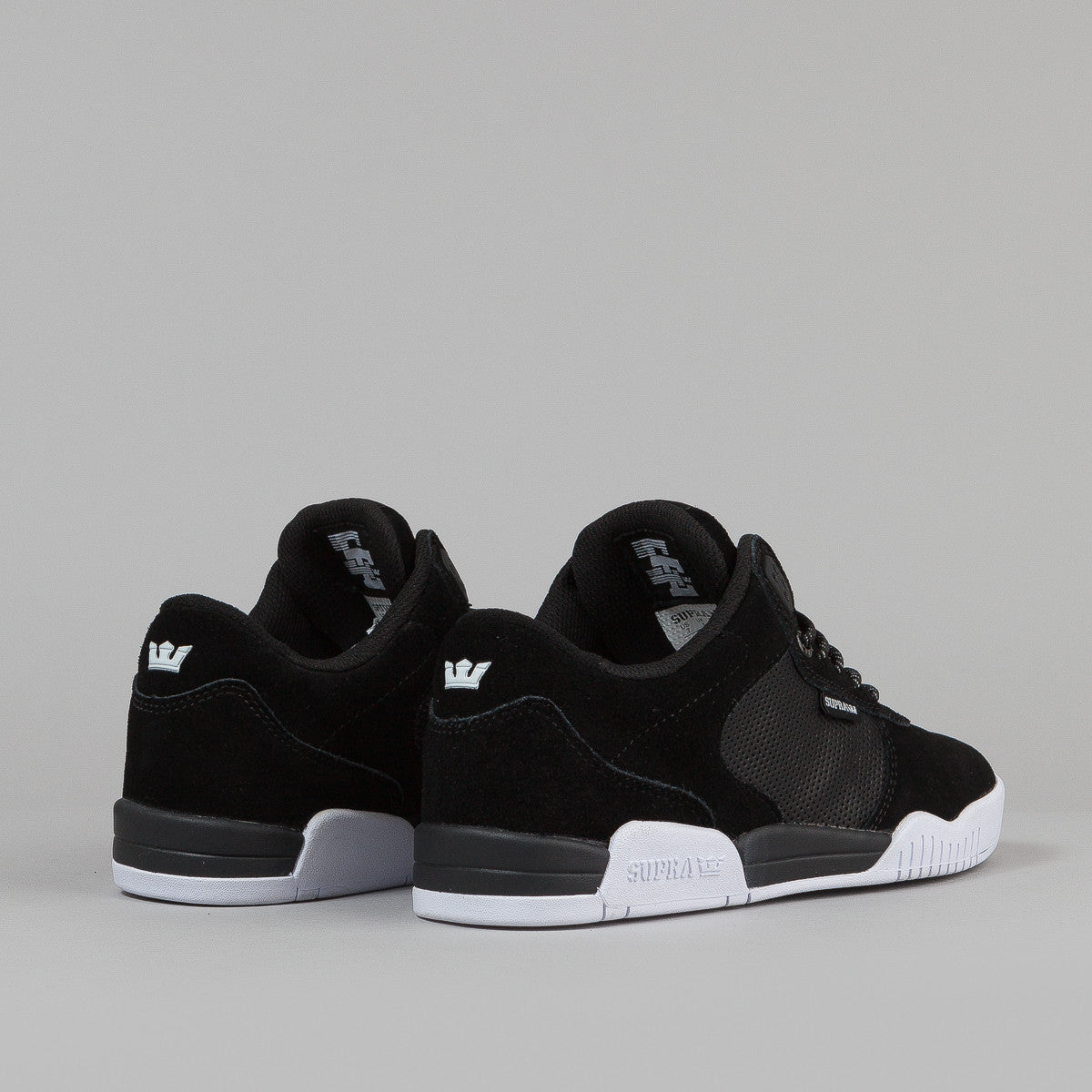 Supra Ellington Black / White - White
