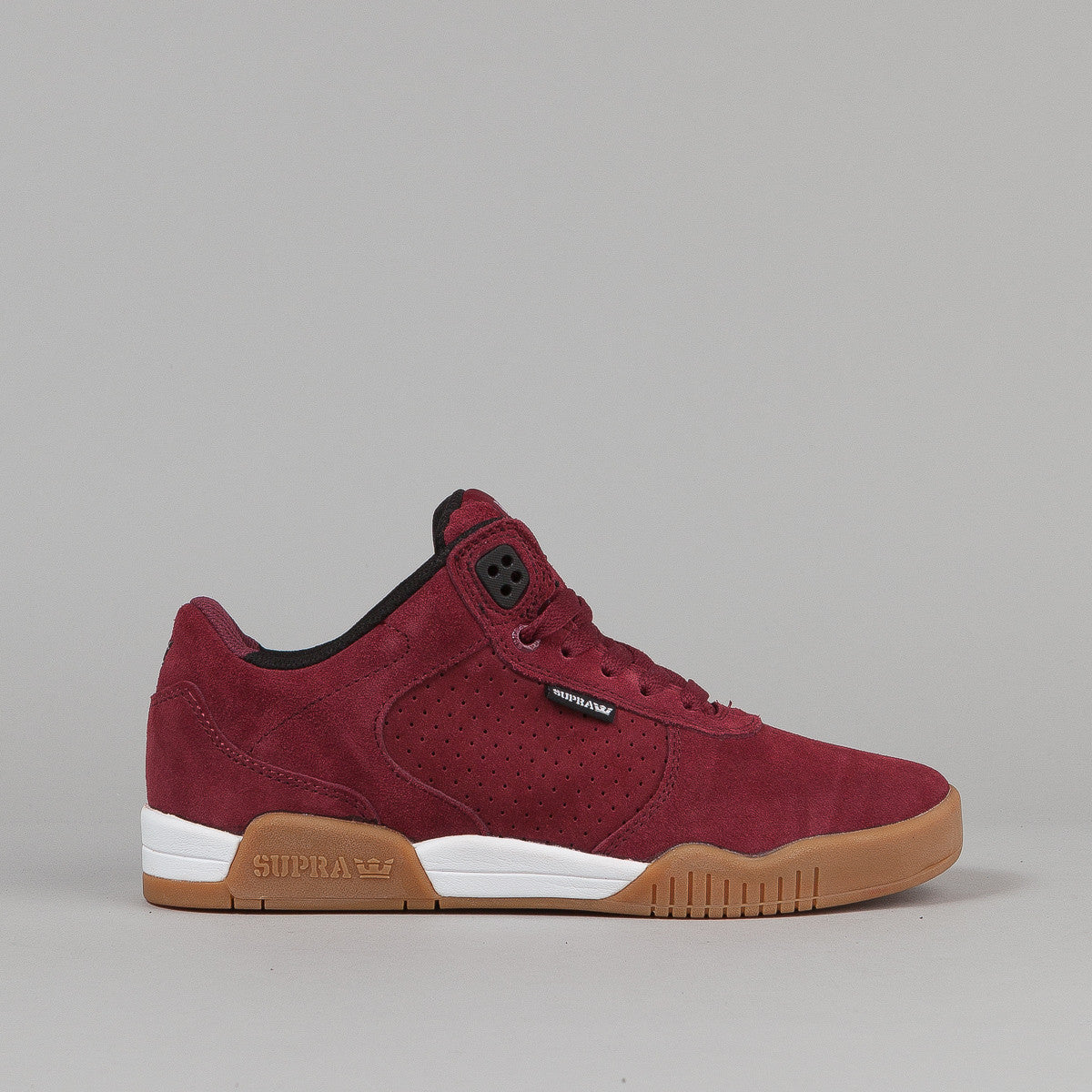 Supra Ellington Burgundy / Gum