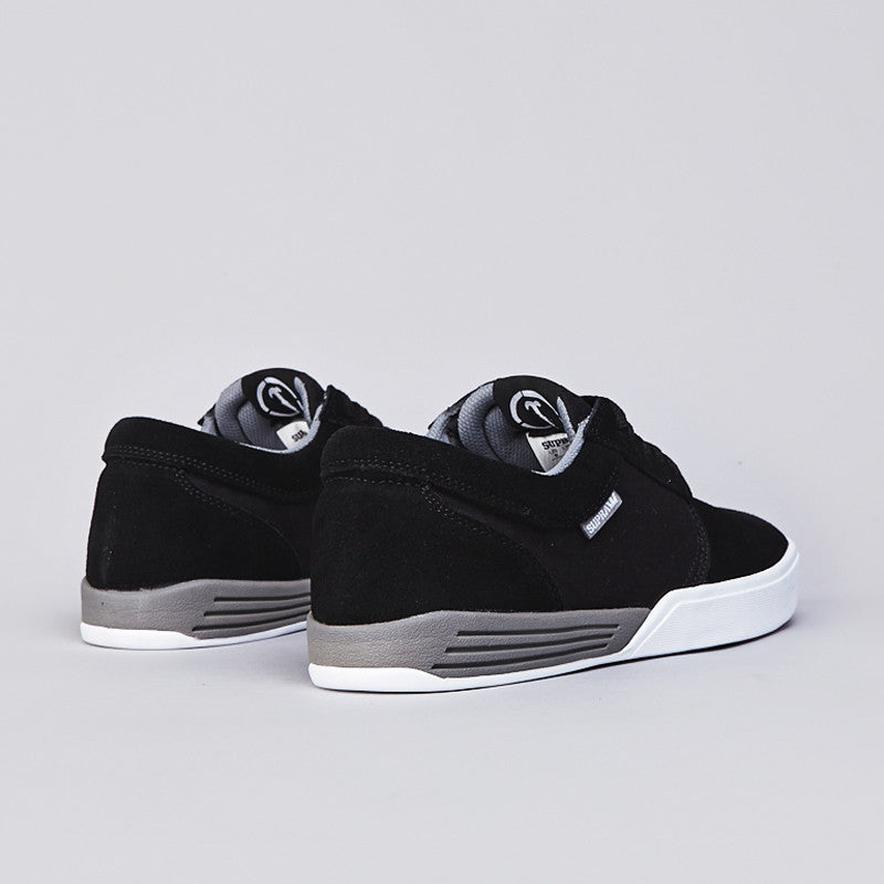 Supra Hammer Black / Grey - White