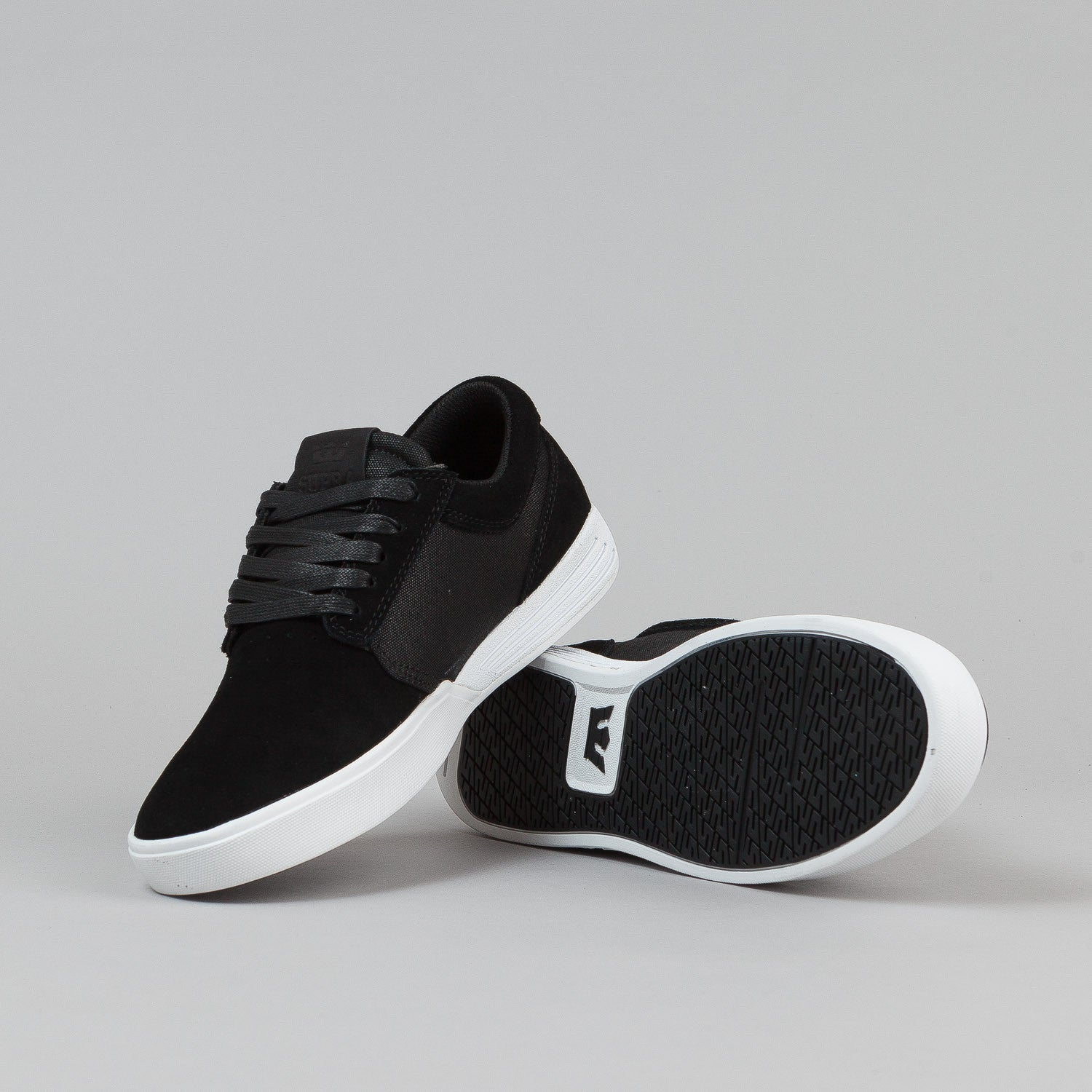 Supra Hammer Shoes - Black / White