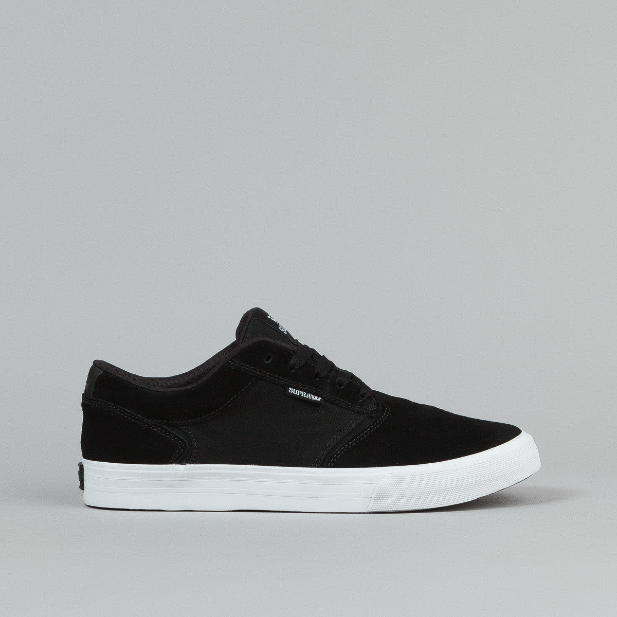 Supra Shredder Black - White