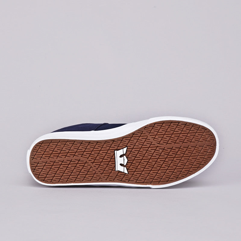 Supra Stacks Vulc 2 Navy / White