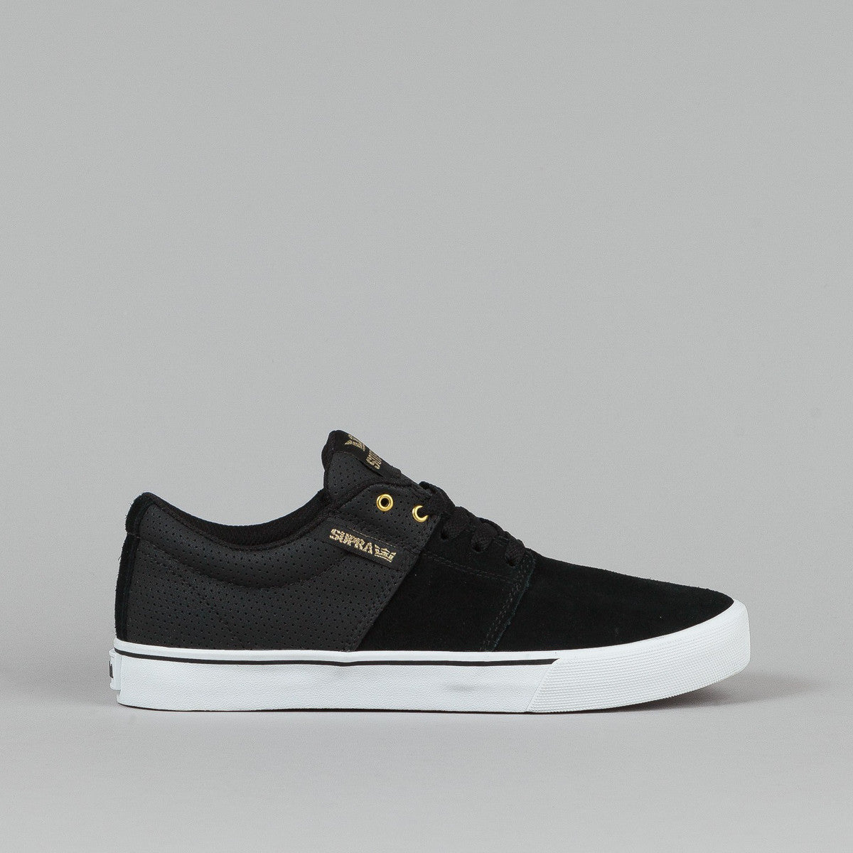 Supra Stacks Vulc II Black / Gold