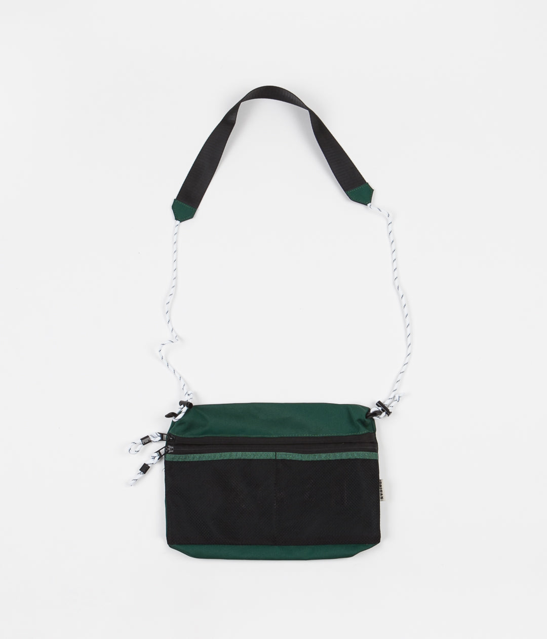 Taikan Everything Sacoche Bag - Green - Large