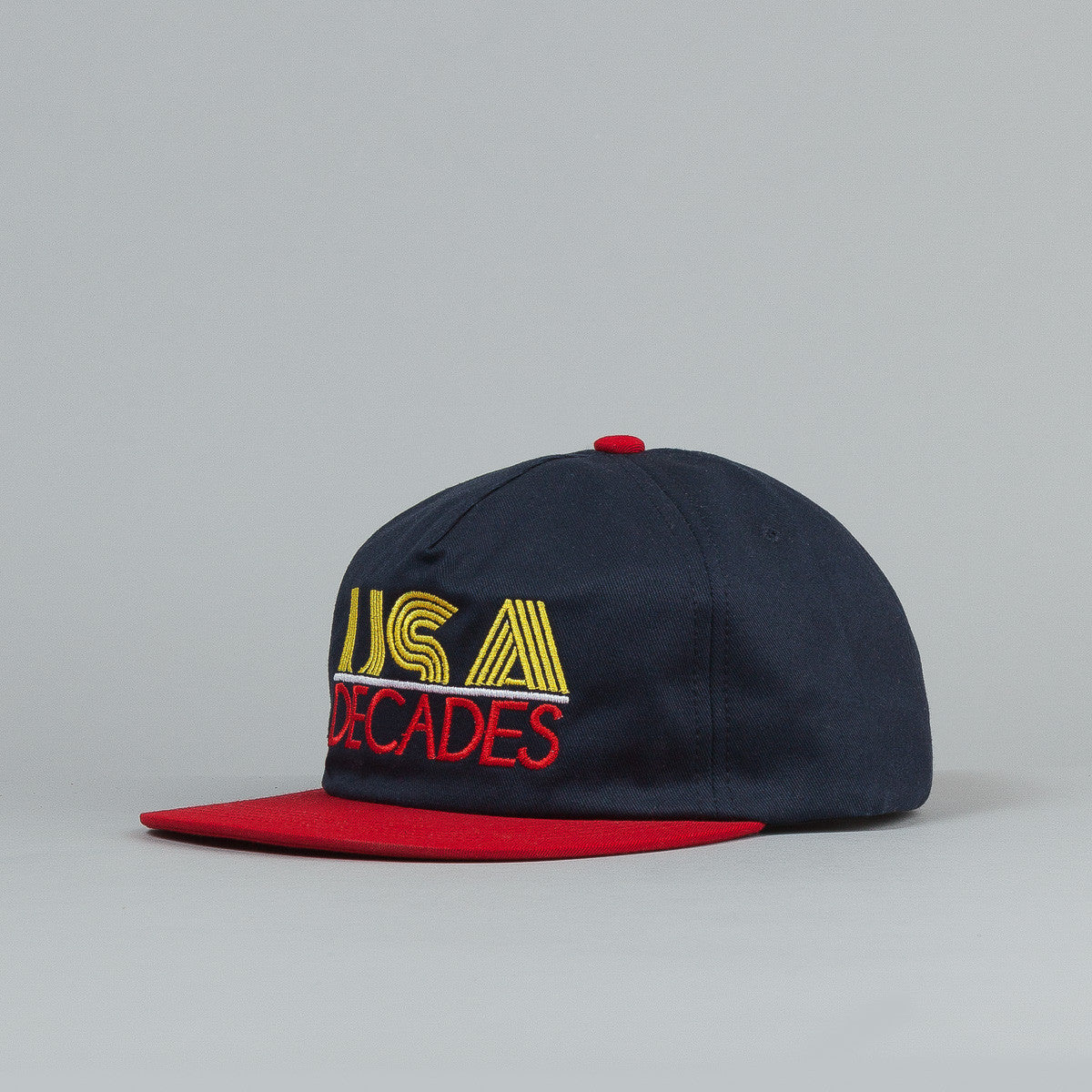 The Decades '76 Team USA Snapback Cap