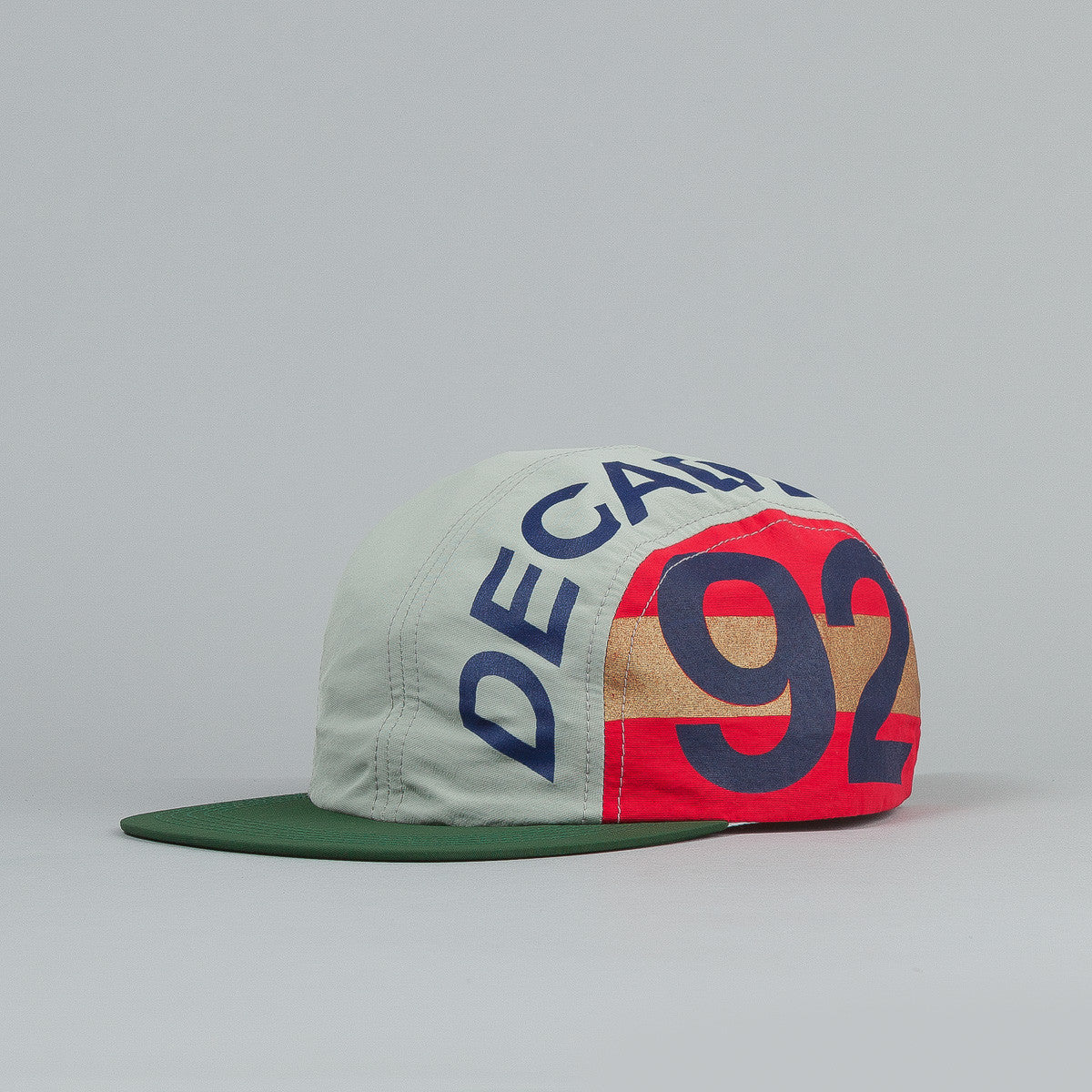 The Decades Barcelona 4 Panel Cap